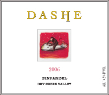 Dashe Cellars Wine-Zinfandel