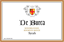 DeBurca Winery Syrah
