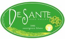 DeSante Wines-Sauvignon Blanc