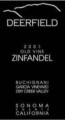 Deerfield Ranch Winery-Zinfandel