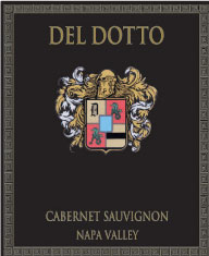 Del Dotto Vineyards-Cabernet Sauvignon