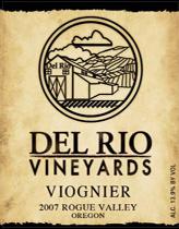 Del Rio Vineyards-Viognier