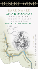 Desert Wind Winery-Bare-Naked Chard