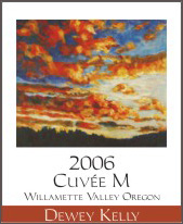 Ribbon Ridge Vineyard-Cuvee M