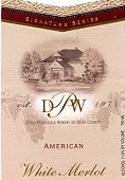 Door Peninsula Winery-White Merlot