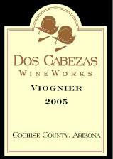 Dos Cabezas Wineworks-Viognier