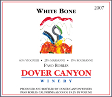 Dover Canyon Winery - Paso Robles