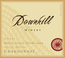 Downhill Winery-Chardonnay