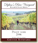 Dylan's Run Vineyard-Pinot Noir