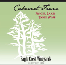 Eagle Crest Vineyards-CabernetFranc