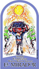 El Mirador Winery-Campesino