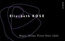 Elizabeth Rose-Pinot Noir