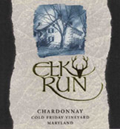 Elk Run Vineyards-Chardonnay