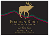 Elkhorn Ridge Vineyards and Winery-Pinot Noir