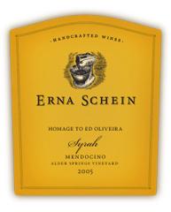 Erna Schein-Syrah