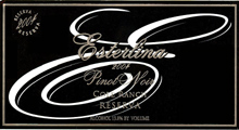 Esterlina Vineyards Cole Ranch Pinot Noir