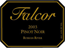 Falcor Wine Cellars-Pinot Noir