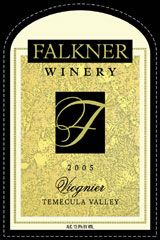 Falkner Winery-Viognier