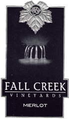 Fall Creek Vineyards Merlot