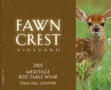 Fawncrest Vineyard-Meritage