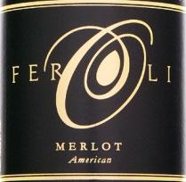 Feroli Winery-Merlot