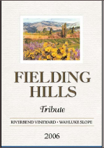 Fielding Hills Winery-Tribute