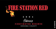 Fire Station Red-Shiraz