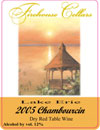 Old Firehouse Winery-Chambourcin