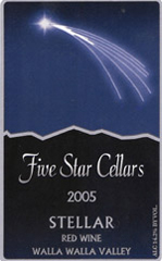 Five Star Cellars-Stellar