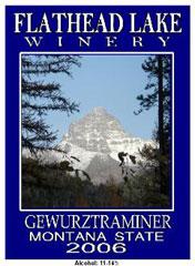 Flathead Winery-Gewurztraminer