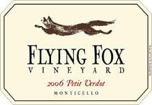 Flying Fox Vineyard-Petit Verdot