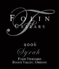 Folin Cellars-Syrah