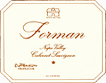 Forman Vineyards-Cabernet Sauvignon