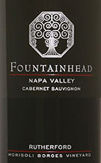 Fountainhead Cellars Label