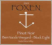 Foxen Pinot Noir