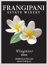 Frangipani Estate Winery-Viognier