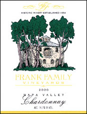 Frank Family Vineyards - Napa Valley Chardonnay