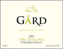 Gård Vintners-Dry Riesling
