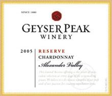 Geyser Peak Wine
