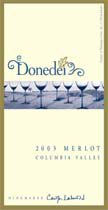 Gibbons Lane Winery-Donedei Merlot