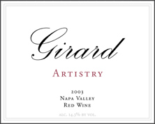 Girard Napa Valley Artistry