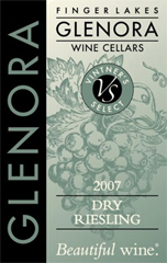 Glenora Wine Cellars-Riesling