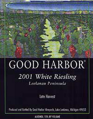 Good Harbor Vineyards-Riesling