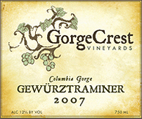 Gorge Crest Farms-Gewurztraminer