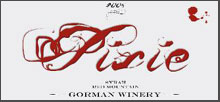 Gorman Winery-Pixie