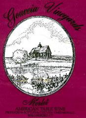 Gouveia Vineyards-Merlot