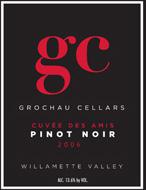 Grochau Cellars-Pinot Noir