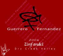 Guerrero Fernandez Winery-Zinfandel
