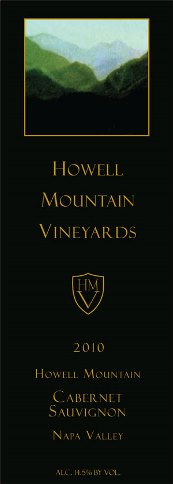 Howell Mountain Vineyards - Napa Valley Cabernet Sauvignon