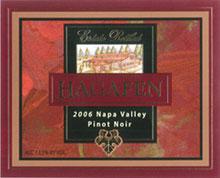 Hagafen Cellars-Pinot Noir